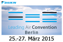 Leading Air Convention - Berlin 2015