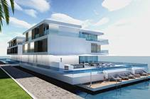 Floating Villa Abu Dhabi